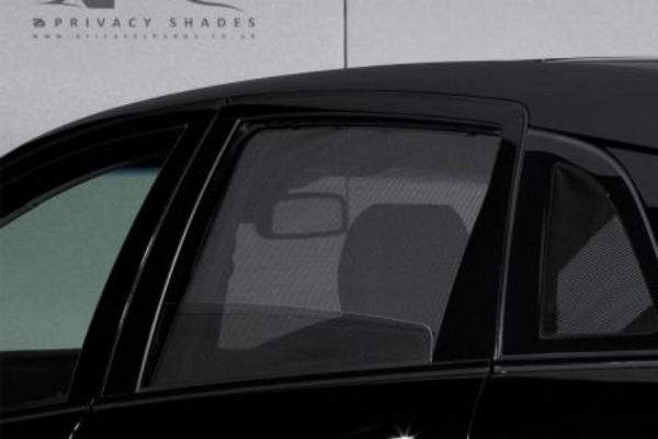 Jaguar XF Saloon Privacy Shades